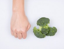Brocolli - feature on food portions