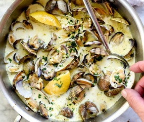 How-to-Make-Steamed-Clams-foodiecrush.com-008